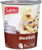 Subito meatballs - Product