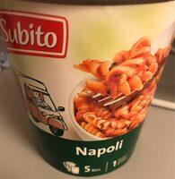 Napoli Pates Subito - Prodotto - fr