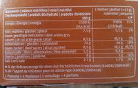 Risotto funghi - Ingredienti - de
