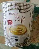 Crème café - Product - fr
