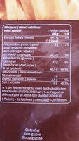 Frites au four - Ingredienti - fr