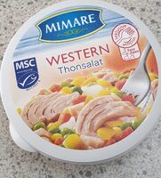 Western Thonsalat - Product - fr