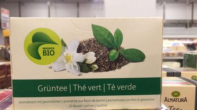 Thé vert - Product