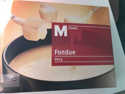 Fondue - Product - fr