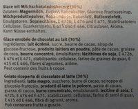 Ice Kiss party - Ingredienti - fr