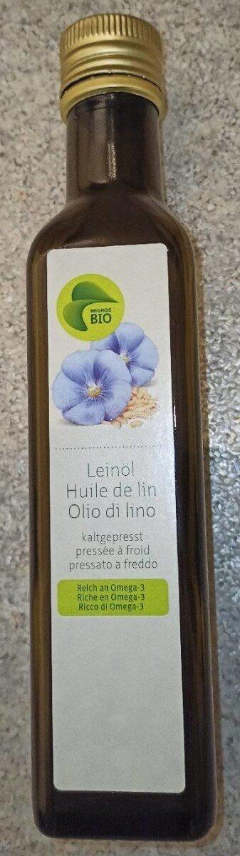 Leinöl kaltgepresst - Product - de