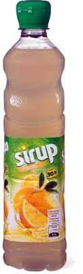 Sirop citron avec 30% de jus de fruit et arôme, riche en vitamine C pasteurisé. - 製品 - en