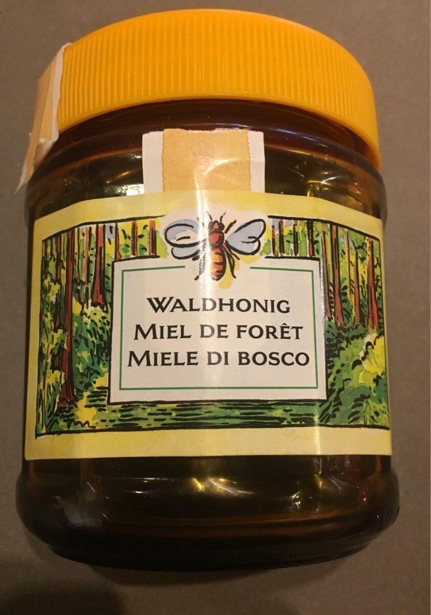 Miel de forêt - Informations nutritionnelles - fr