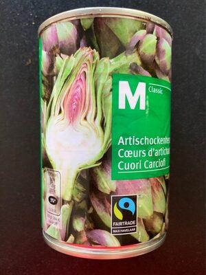 Coeurs d'artichauts - Product - fr