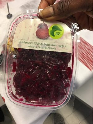 Bio Randensalat - Product