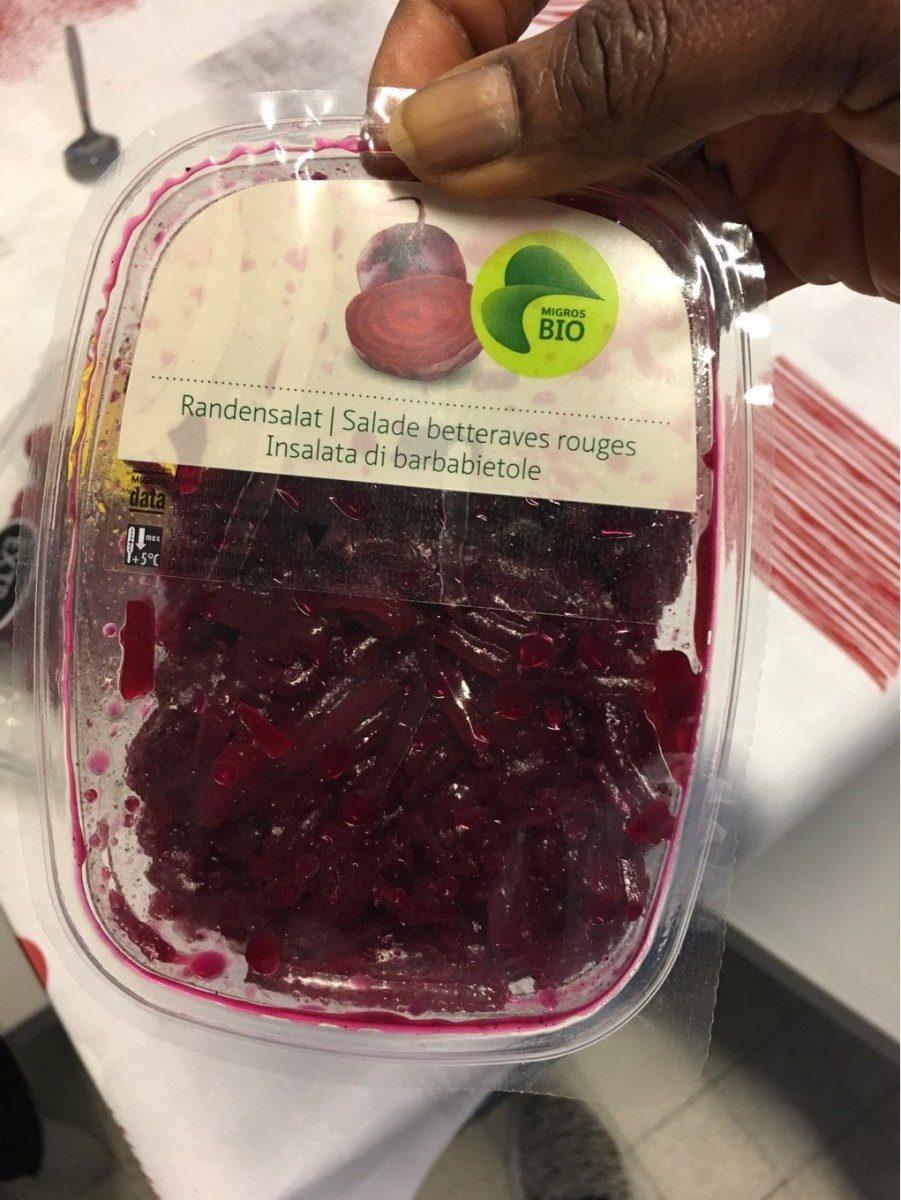 Bio Randensalat - Product - fr