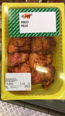 Ailes de Poulet Paprika - Product