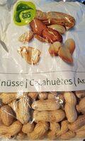Erdnüsse Bio - Prodotto - fr