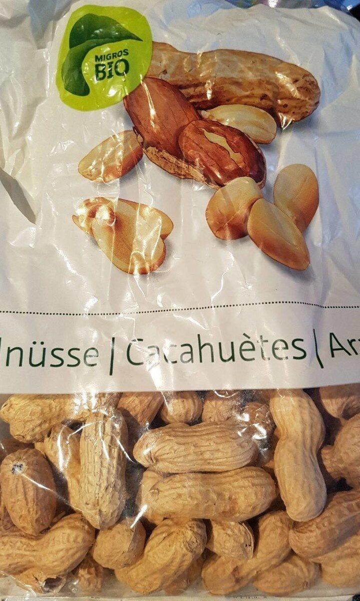 Cacahuète Bio - Prodotto - fr