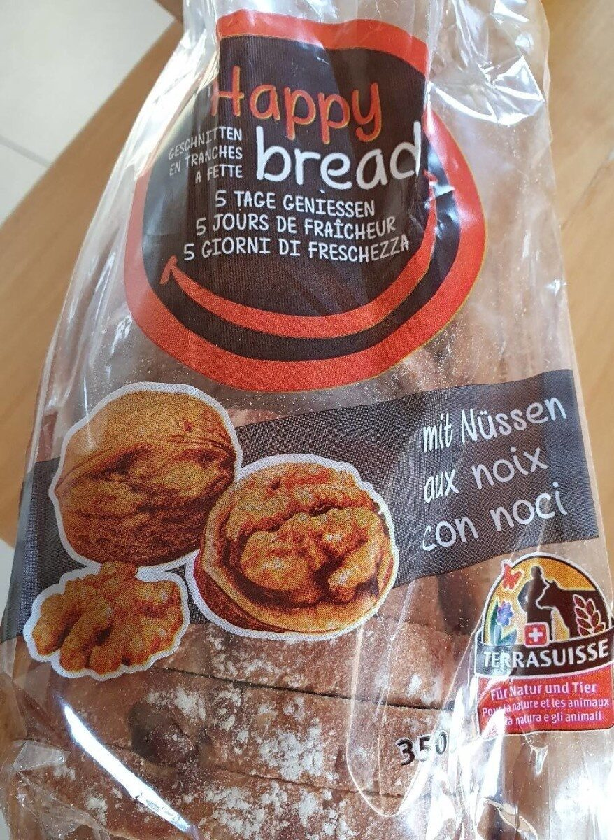 Happy bread aux noix - Produit - fr