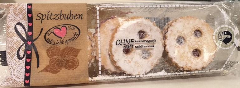 Biscuit en pâte brisée avec préparation multifruits - Produit - fr