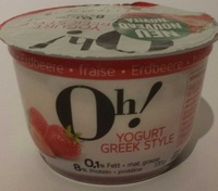 Joghurt Oh! (Erdbeere) - Product