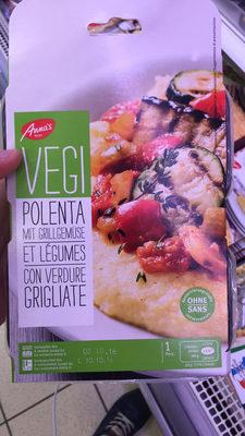 Polenta et légumes - Product - fr