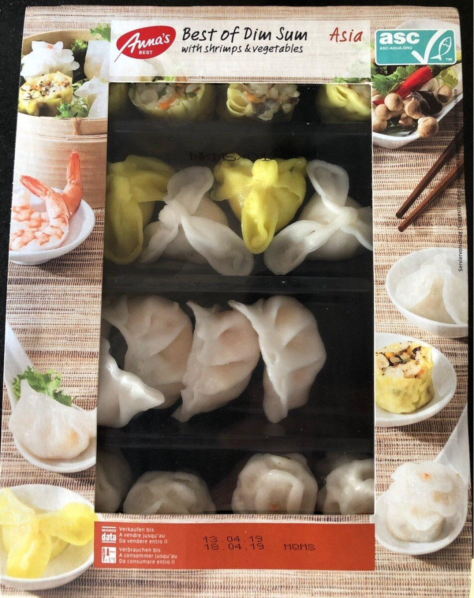 Best of Dim Sum - Produit - fr