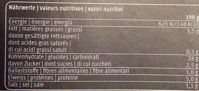 Best of Dim Sum - Informations nutritionnelles - fr