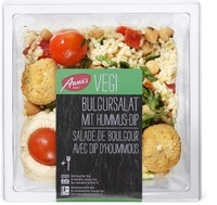 Salade de boulgour avec dip de hoummous - Product