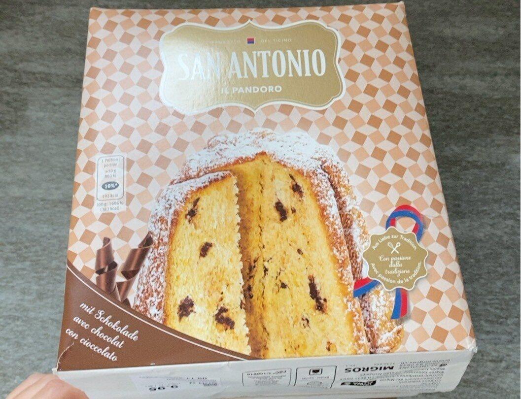 Panettone - 产品 - fr