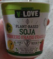 Plant based soja - Prodotto - fr