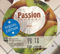 Joghurt Kiwi - Product - fr