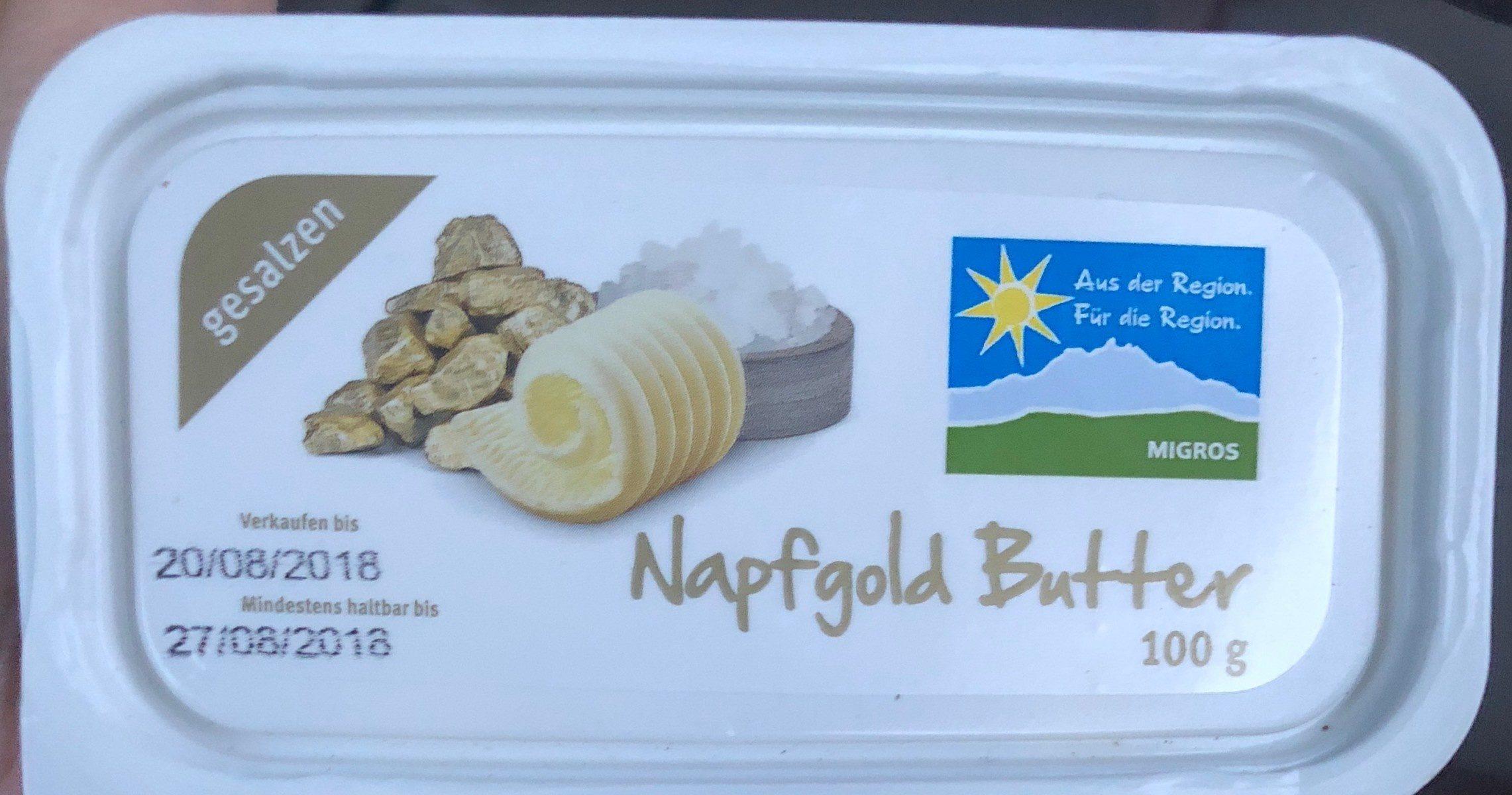 Beurre sale - Product - fr