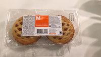 Tartelettes à l'abricot - Prodotto - fr