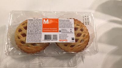 Tartelettes à l'abricot - Prodotto