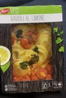 Ravioli al limone (au citron) - Informations nutritionnelles - fr