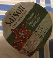 Yaourt saison - Product