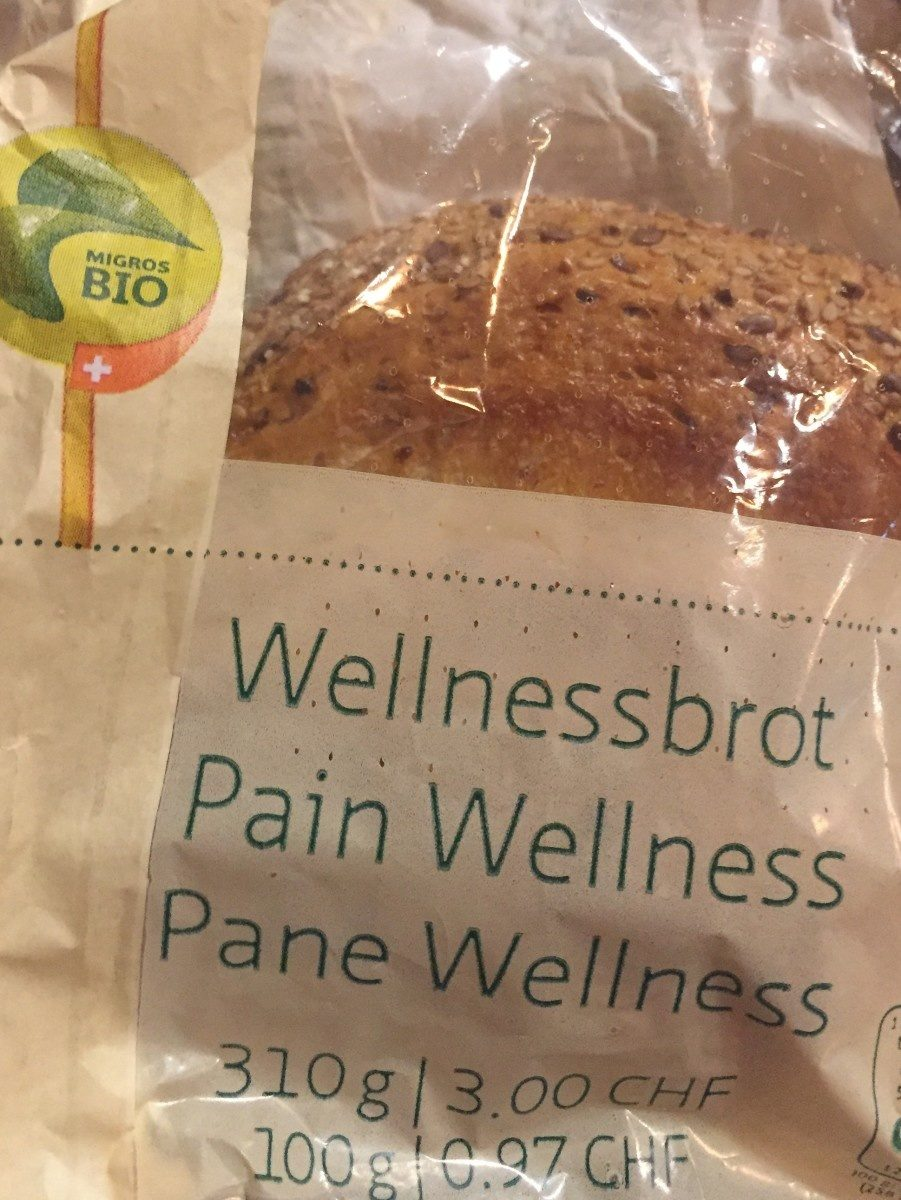 Bio Wellnessbrot - Produit - fr