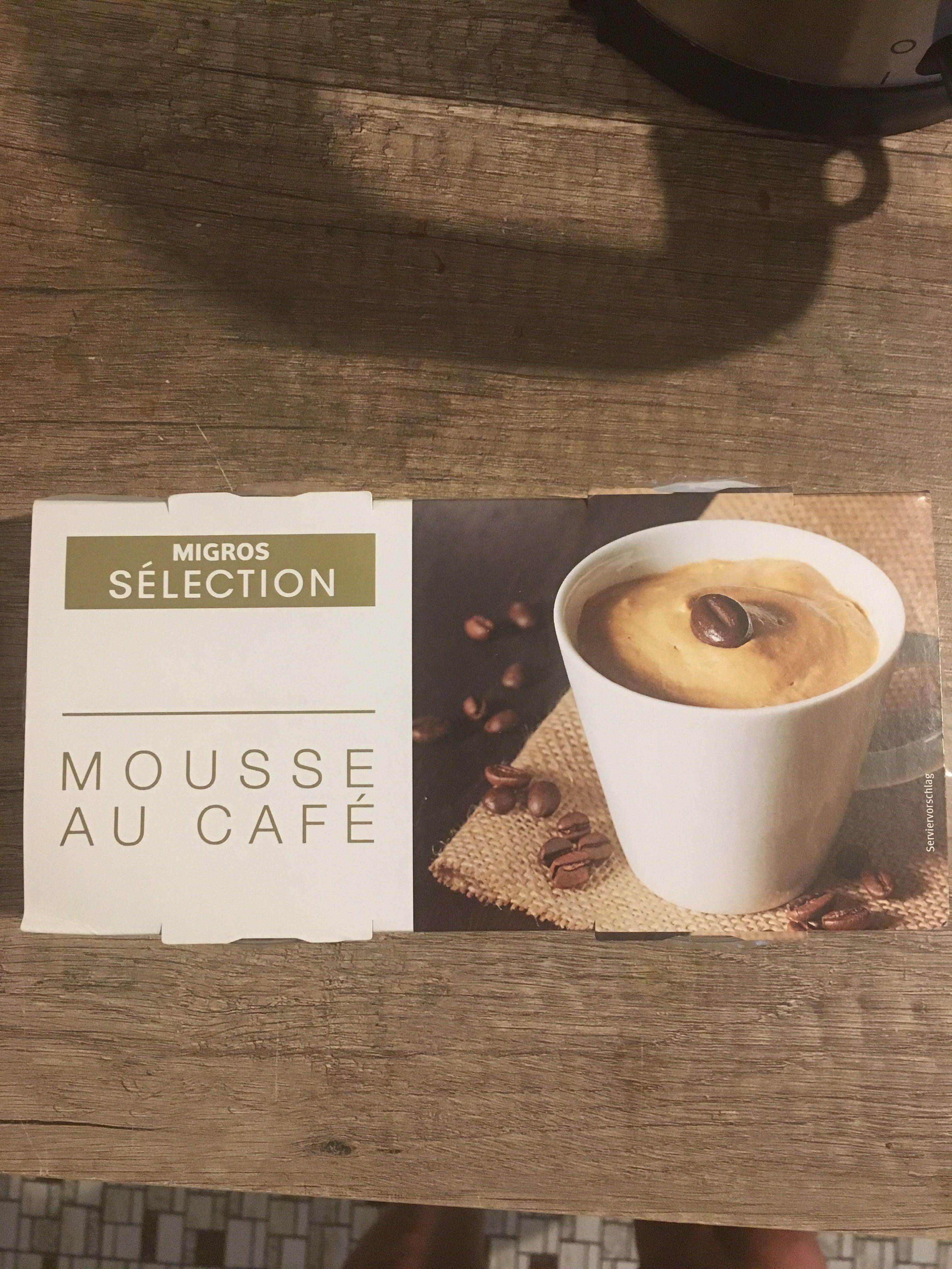Mousse au café - Migros Sélection - Product