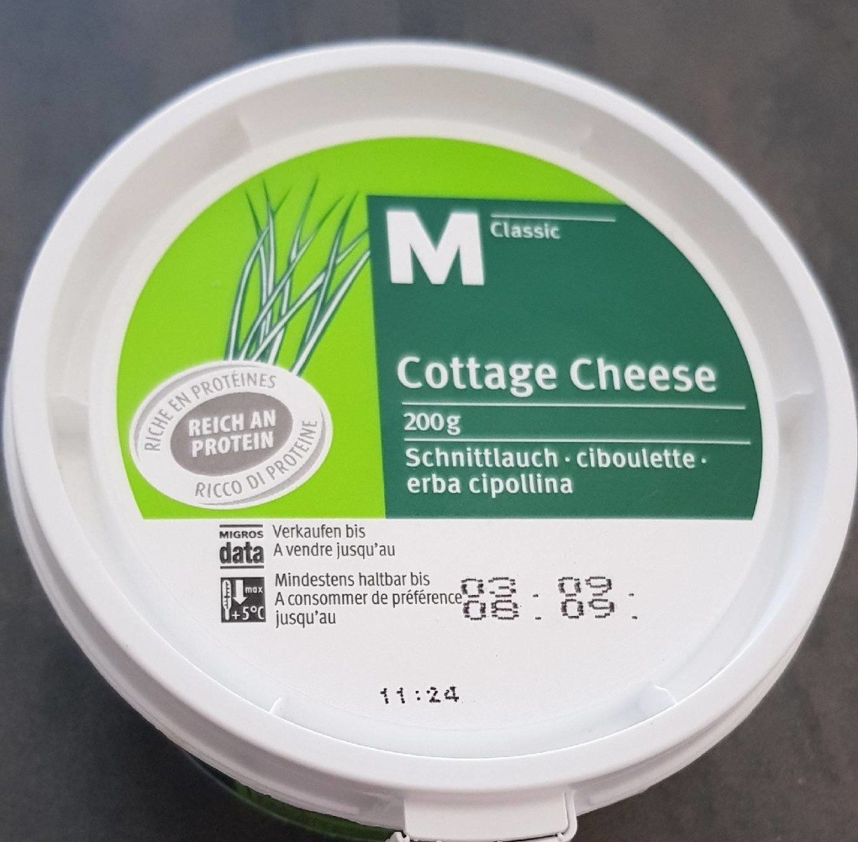 Cottage Cheese, Schnittlauch - Product