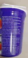 Léger Joghurt Erdbeer Fraise Fragola - Valori nutrizionali - fr