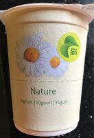 Bio joghurt nature - Product - fr