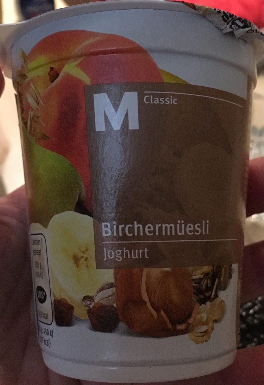 Birchermüesli - Product