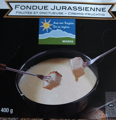 Fondue Jurassiene - Product - fr