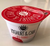 Joghurt & Chia Red berries - Product