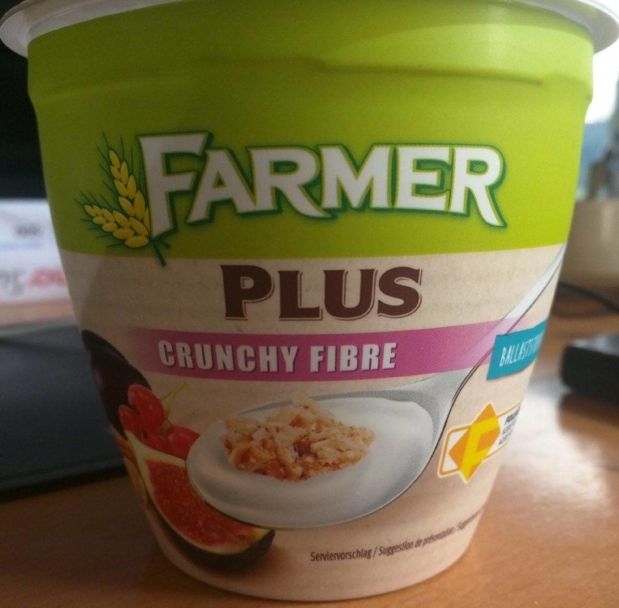 Farmer Plus Crunchy Fibre - Product