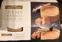 Crème caramel fleur de sel - Product