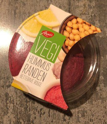 Hummus randen - Product