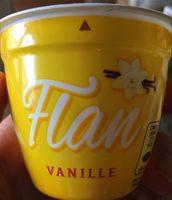 Flan Vanille - Produit