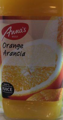 Jus d'orange - Product - fr