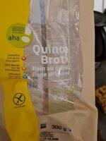Pain au quinoa - Produit - fr