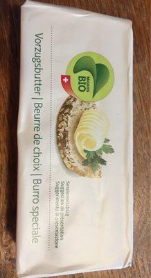 Beurre de choix - Produit - fr