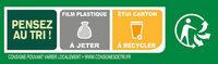 BUITONI FOUR A PIERRE pizza surgelée Bolognese 3X450g (2+1 offerte) - Instruction de recyclage et/ou informations d'emballage - fr