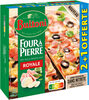 BUITONI FOUR A PIERRE Pizza Royale 3x335g - Produit